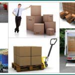 Nhận dọn nhà, đóng thùng, chở hàng bằng xe tải trọn gói giá rẻ